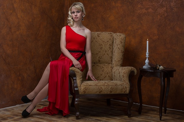 Red Dress Fashion